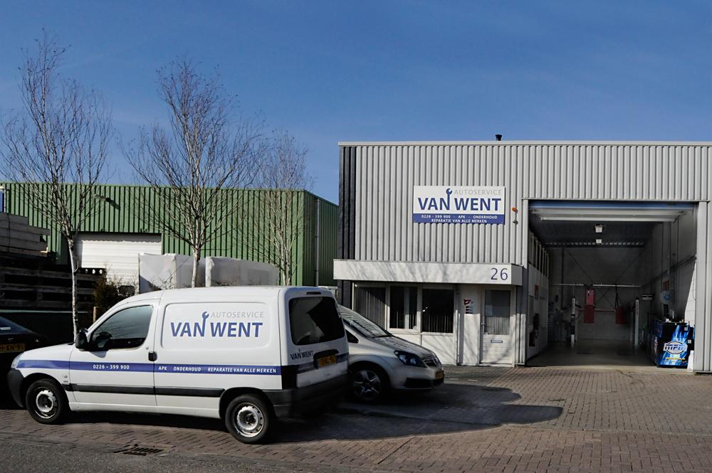 Garage van Went autoservice warmenhuizen