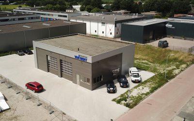 Site Autoservice Van Went vernieuwd